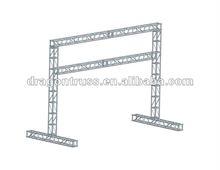 Marco de aluminio, Truss etapa, Enorme proyecto truss sistema