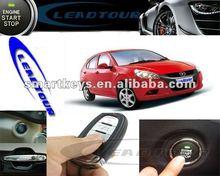 Car alarm system auto start push button keyless go system smart start stop engine button for KIA K2 factory wholesale price