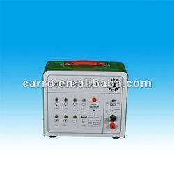 30W solar energy with 12V17AH battery controller
