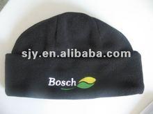 fashion beret hat pattern fleece scarf winter hat