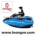 Loongon control remoto de $number vías barcos venta con la batería pequeño de la velocidad
