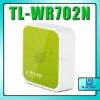 Original new TP-LINK TL-WR702N 150M 11N Mini WiFi Wireless Router