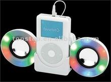 2012 hot selling Mini Gift Speaker for ipod