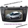 8'' car DVD/central multimedia/dash in dvd/radiodvd/in car entertainment FOR MAZDA3 Mazda 3 2010-2012