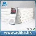 Nova voz chegada equipamento de gravação 8 GB com tampa de Metal e tela ADK-DVR8816