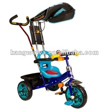 835 Luxury baby carrier tricycle hot sell