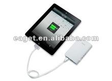 6600mAh power bank backup battery for iphone,ipad,samsung,htc,nokia,blackberry,motorola