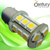 reversing bulb yellow led lights car