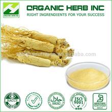 Natural 80% Ginsenosides Ginseng Extract