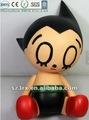 Astro boy toys brinquedos dos desenhos animados toy art com idéias criativas