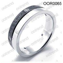True love ring ,love ring ,true love waits ring with zircon stainless steel