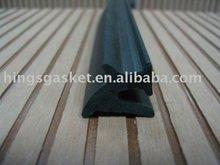 plastic foaming EPDM material rubber bumper