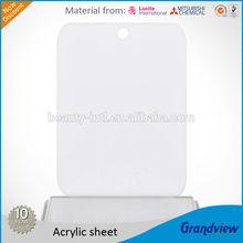 Crystal Acrylic Plastic Sheet/Board