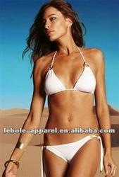 New arrival fashion open sex photo women bikini swimwear