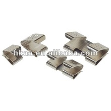 ISO 9001-2008 OEM Single/Dual Battery Contacts