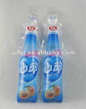 200ml bottle shape beverage pouch