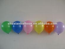 "Meet EN71! ASTM F963-08! GB6675-2003!Nitosamines detection!latex balloon round shape 10"" latex balloon"