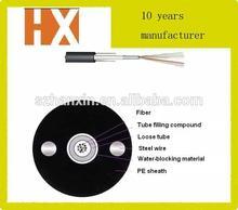 best price unitube non-armored 12 core fiber optical cable