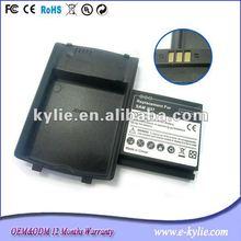 3.7V 3500mAh I897 extended battery for samsung I897