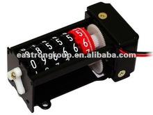 single phase stepper motor counter for energy meter