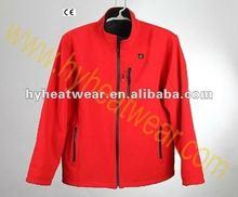 winter motorcycle jacket/battery heated jacket/thermal waterproof jacket