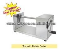 Stainless Steel Tornado Potato Cutter <HSP-01>