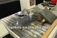 High precision CNC stone engraving machine