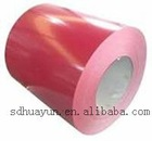 high tensile iron and color coated steel coils gi