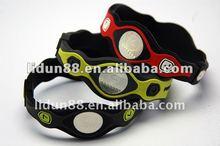 2012 unique jewelry rubber band design