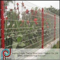 decorative flower garden wire mesh fencing hot sale