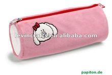 plush pencil case , pencil bag for kids