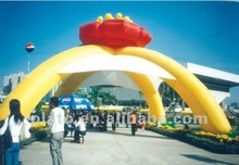Giant Promotional advertising Inflatable Archway