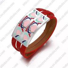 pattern stretch bracelet