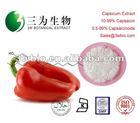 Capsicum Extract Capsaicin 10-99%