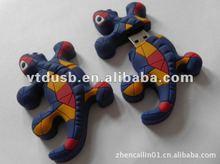 Different Lizard shape usb, lizard pen drive
