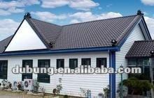 steel frame prefabricated villa design