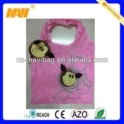 monkey foldable shopping bag(NV-2036)