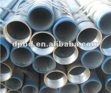 bs4568 galvanized steel pipe emt conduit