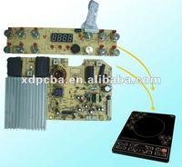 Cooker PCBA/eyelet pcb/li-ion battery protection circuit module