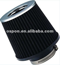 "3"" 76mm and 160mm Height Car High Flow Cone Cold Air filter"