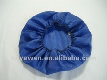 Colorful PE Shower Cap Waterproof in Print