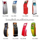 """17"""",19"""" touch screen kiosk in floor standing style,information inquiry touch screen kiosk (HJL-2903)"""