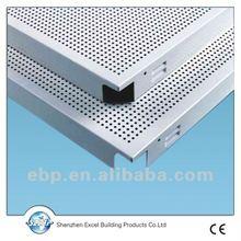 interior decoration aluminum roof tiles