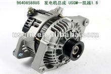 Alternator for Chevrolet 96408588
