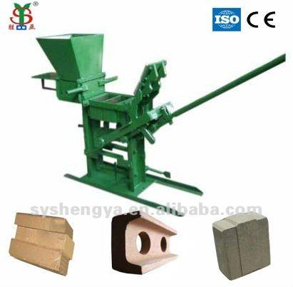 compressed brick making machine