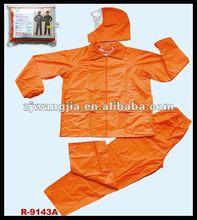 folding mens raincoat