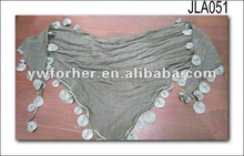 2013 triangle scarf edge