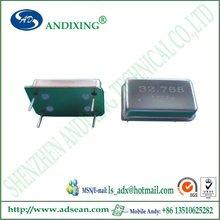 Cristal de cuarzo oscilador DIP14-Full series tamaño