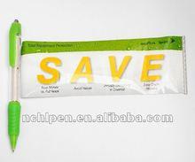 banner plastic pen,advertising ballpoint pen