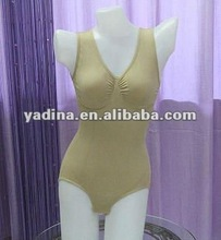 seamless body shaper garment ultra slim body shaping garment